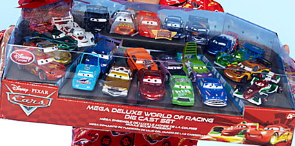 Disney, Cars, toy packaging, McQueen