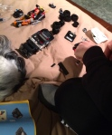 lego, toy, dad, game, instruction