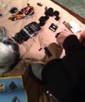lego, toy, dad, game, instruction